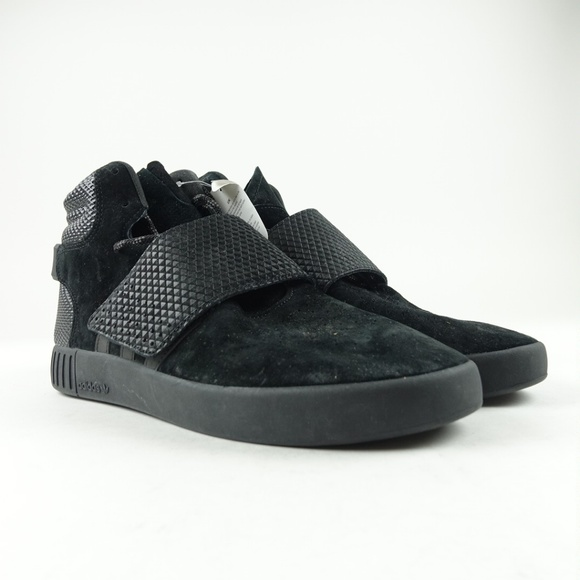 timeless design 58fe0 9fdeb Adidas Men's Tubular Invader Strap Shoes R6S13 NWT